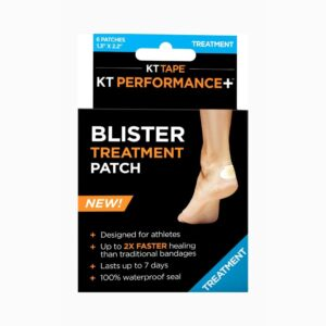 Treat blisters